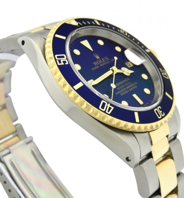 1999 Rolex Submariner Steel & Gold
