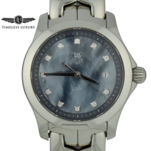 ladies tag heuer link wjf131c