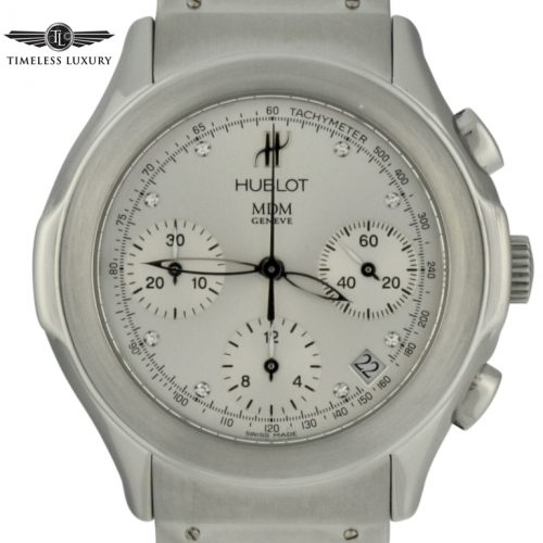 Hublot Elegant Chronograph MDM 1810.1