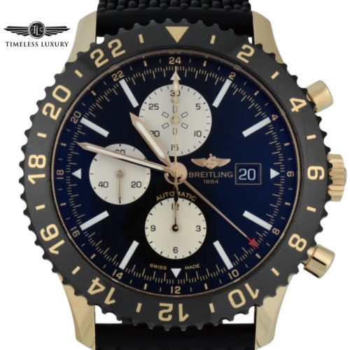 Breitling chronoliner limited edition r24312