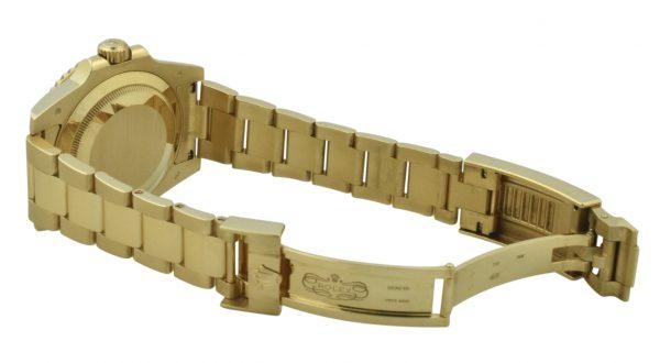 rolex submariner 18k gold clasp
