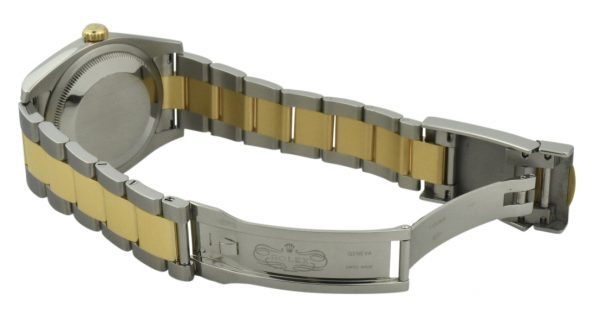 rolex datejust 116233 oyster clasp