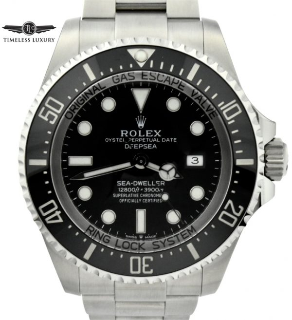 Rolex sea-dweller deepsea 126660 for sale