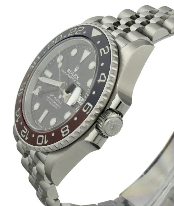 rolex gmt master II 126710BLRO For sale