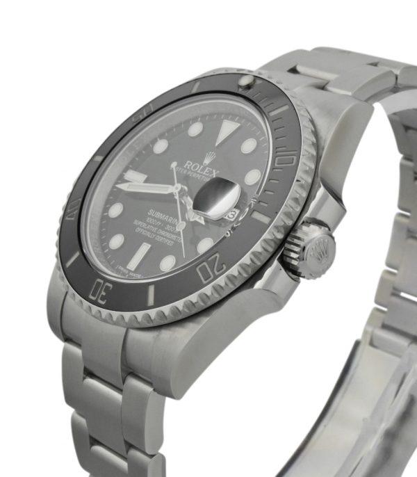 rolex submariner 116610 black dial