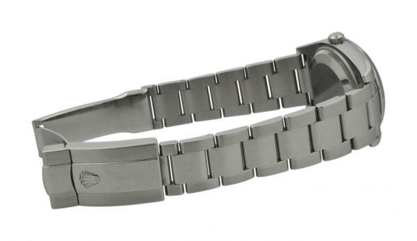 rolex date 115210 oyster band