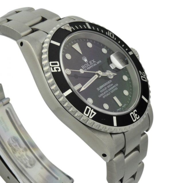 2001 rolex submariner