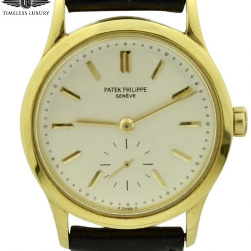 patek Philippe 3403 automatic watch
