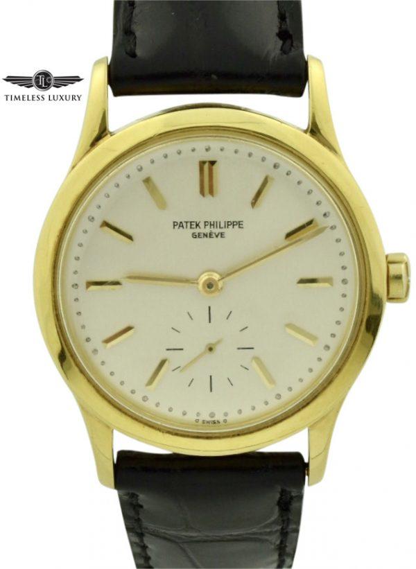 patek Philippe 3403 automatic watch