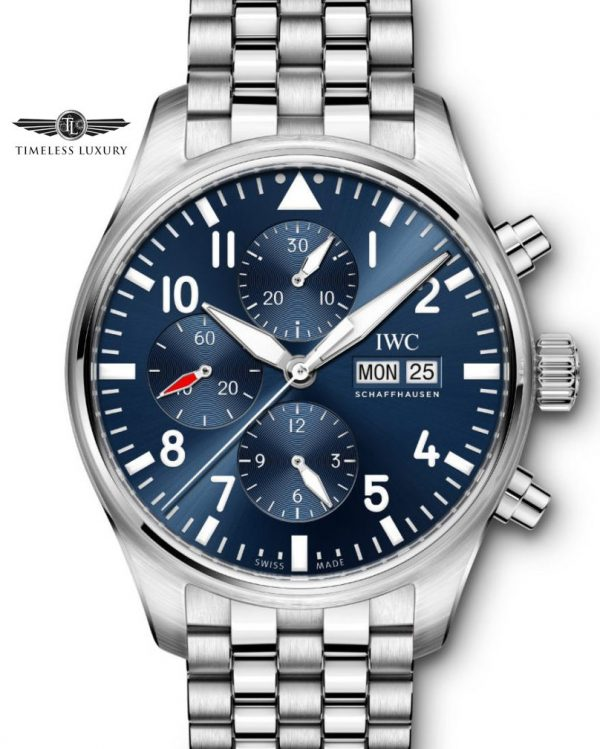 IWC Pilots watch le petit prince iw377717