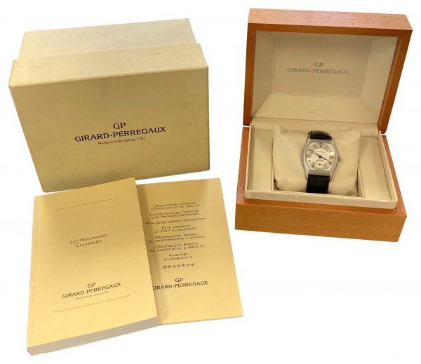 men's Girard perregaux richeville 2730 watch