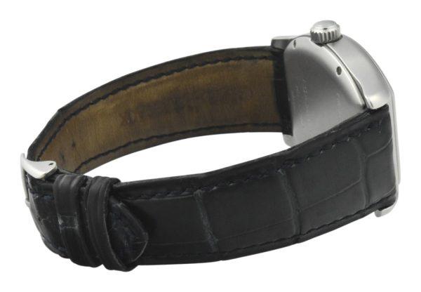 Girard perregaux crocodile strap