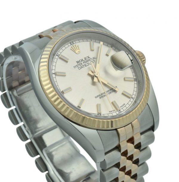 rolex 116231 pink dial
