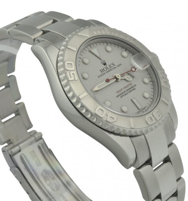 rolex yachtmaster 168622 35mm