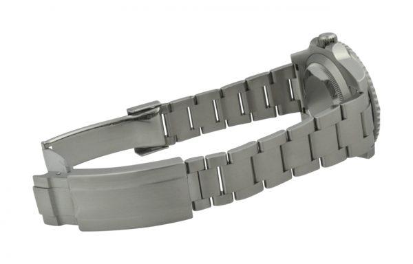 rolex submariner 116610ln steel band