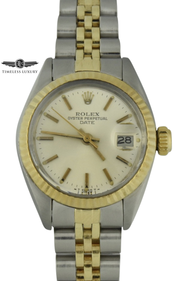1980 ladies rolex datejust 6917