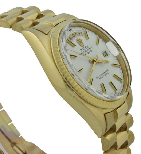 rolex 1803 white dial