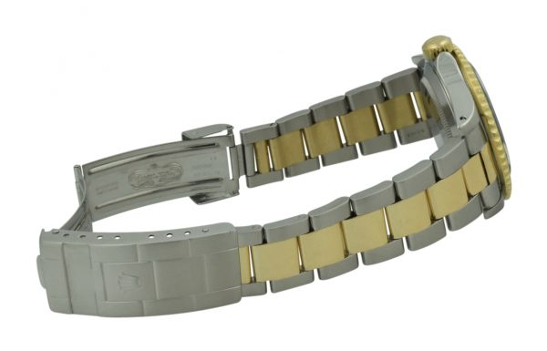 rolex submariner two tone band