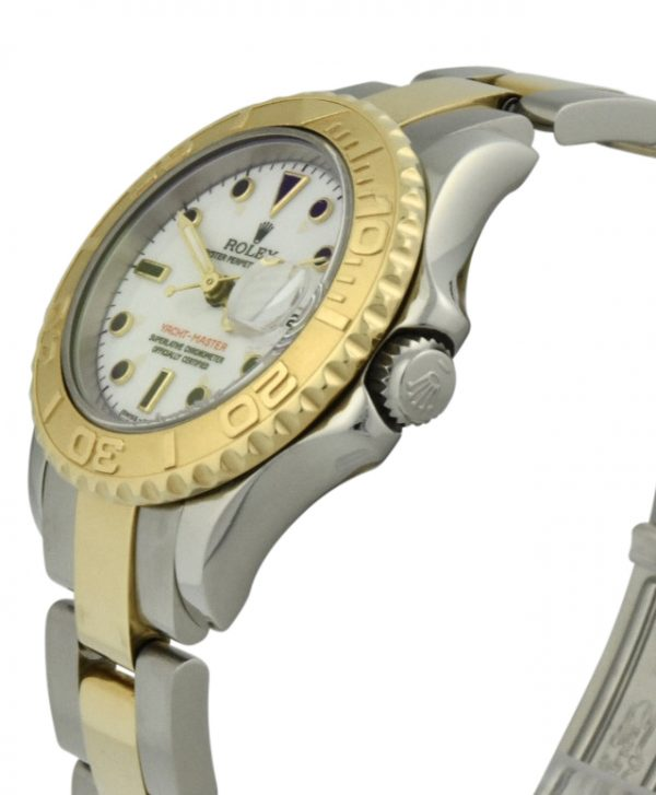 ladies rolex yachtmaster 69623
