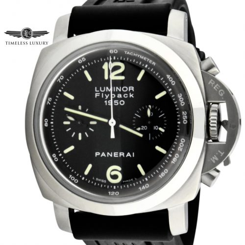 Panerai luminor 1950 3 days flyback pam213