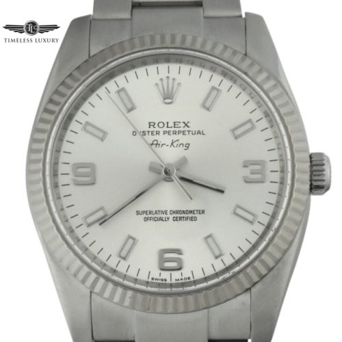 Rolex air-king 114234 34mm