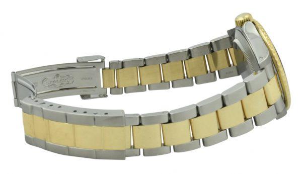 rolex submariner 16613 gold clasp
