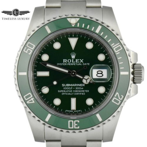 new 2019 rolex submariner hulk 116610lv for sale