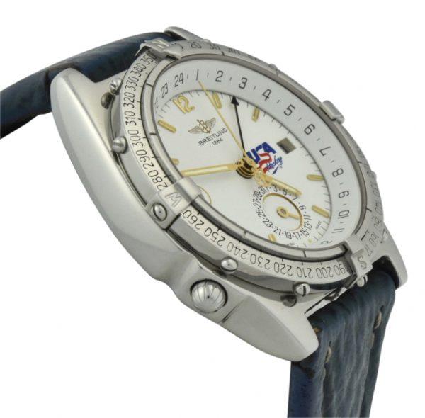 breitling olympic hockey watch
