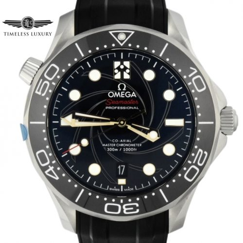 Omega seamaster James Bond limited edition