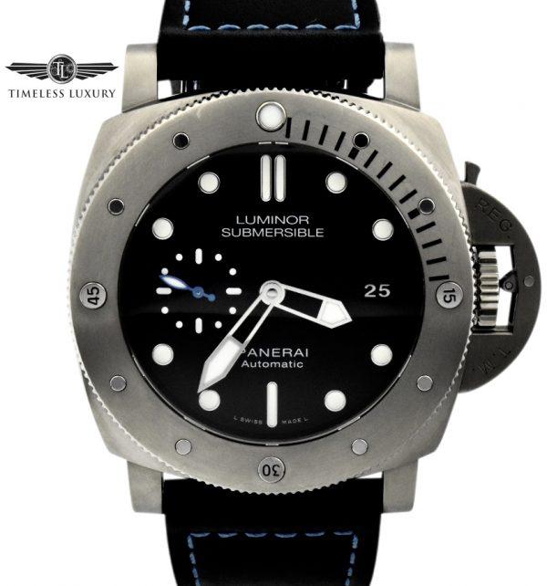 Panerai luminor submersible PAM01305