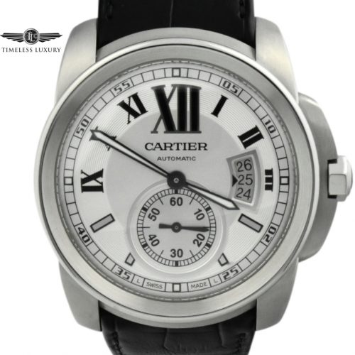 Cartier Calibre de cartier 3389