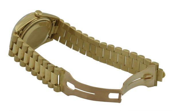 rolex 18038 gold clasp