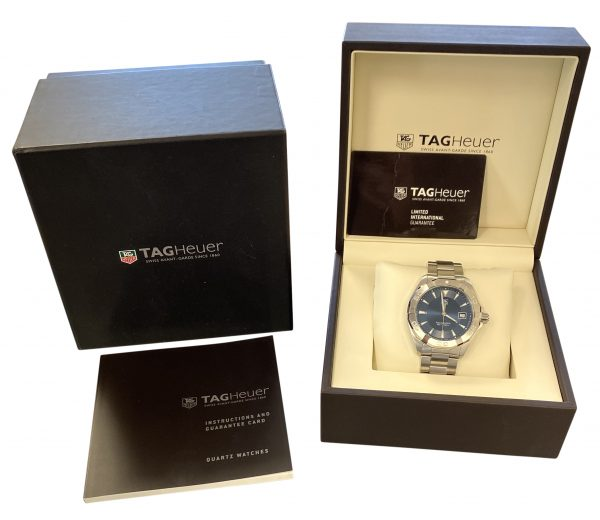 Men's TAG Heuer Aquaracer WAY1112 For sale