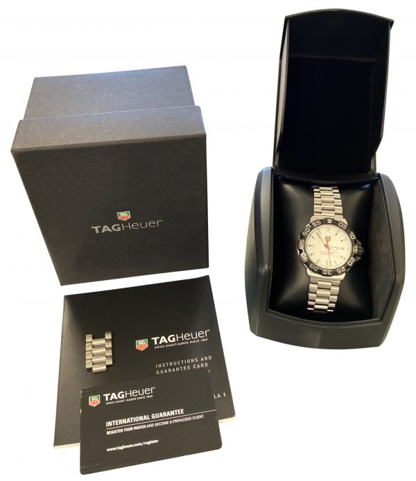 Men's TAG Heuer formula 1 WAH1111 QUARTZ