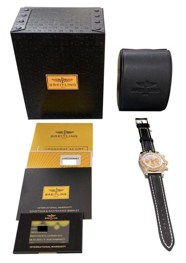 Men's Breitling chronomat 44 cb0420 for sale