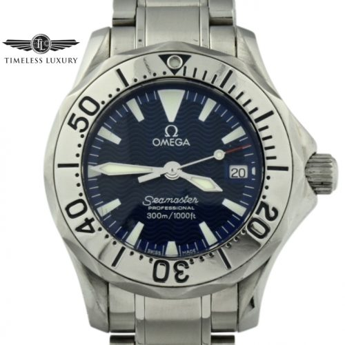 ladies omega seamaster 2285.80.00