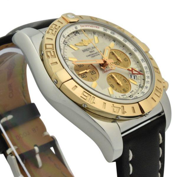 breitling chronomat 44 cb0420 rose gold