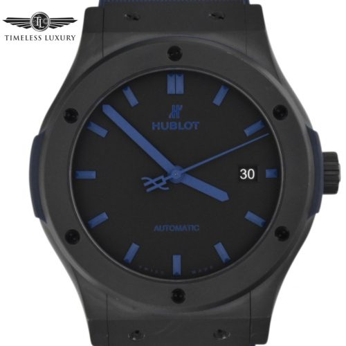 Hublot classic fusion Caribbean edition watch