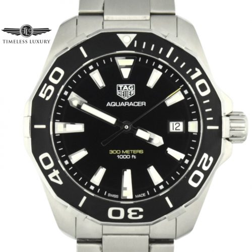 Men's TAG Heuer Aquaracer 300m WAY111A