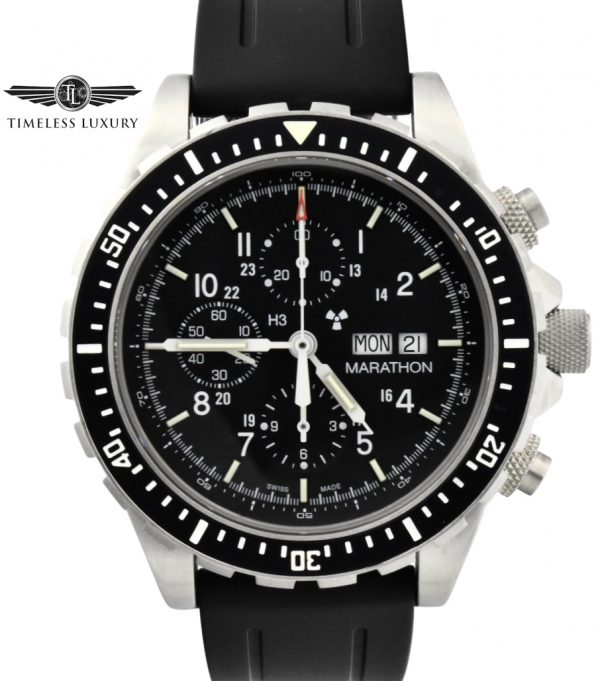 Marathon CSAR Search and rescue pilots chronograph ww194014