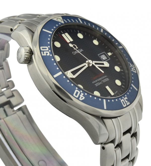omega seamaster professional 2221.80.00 bond watch