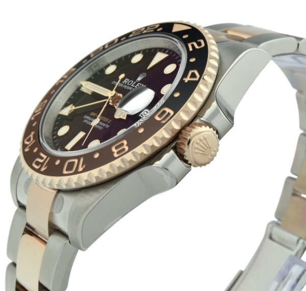 rolex gmt-master rootbeer 126711chnr