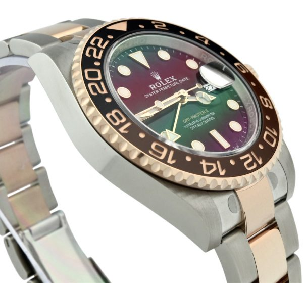 Rolex gmt-master II rootbeer 126711chnr