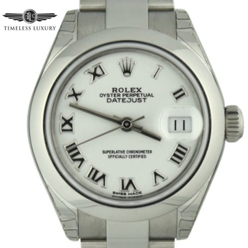 NEW Ladies Rolex Datejust 28mm 279160