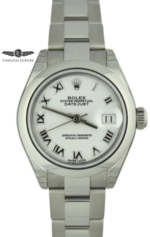 NEW Ladies Rolex Datejust 28mm 279160