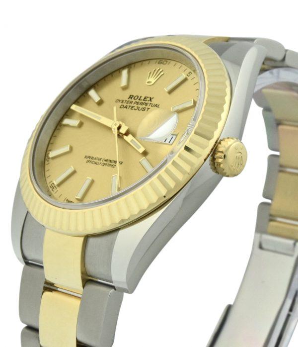 IMG 0041 600x698 - Rolex Datejust 41mm