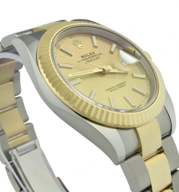IMG 0043 600x643 - Rolex Datejust 41mm