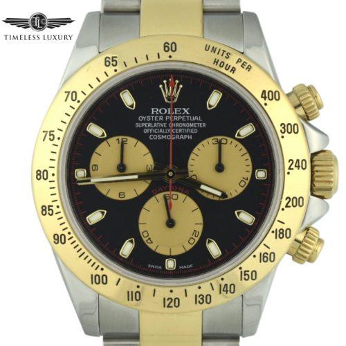 2007 Rolex Daytona 116523 Paul Newman Dial