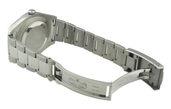 Rolex Datejust II 41mm 116300 clasp