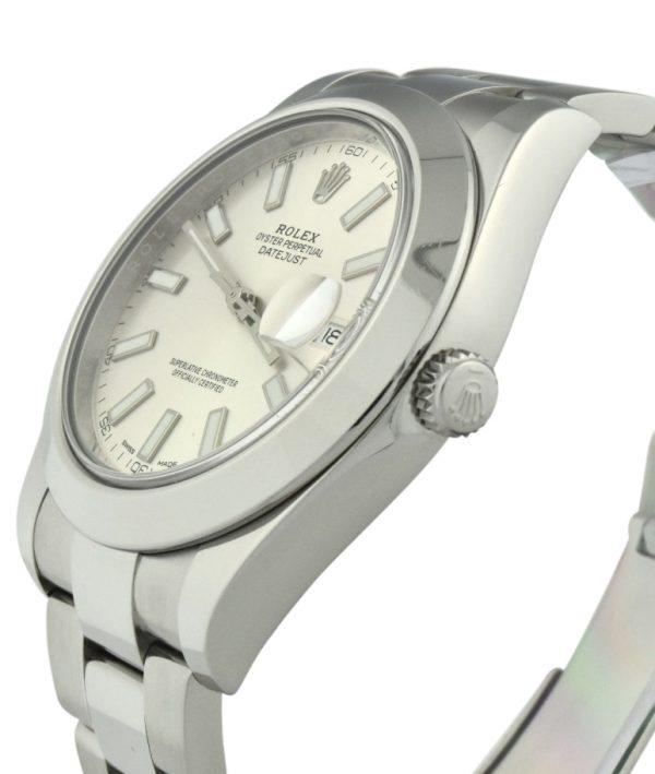 Rolex datejust II 41mm 116300